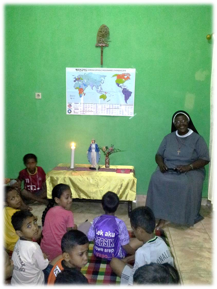 prayer in our convent