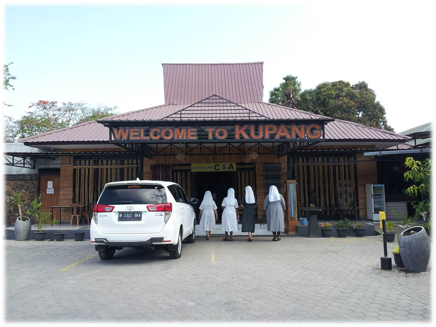 welcome to kupang